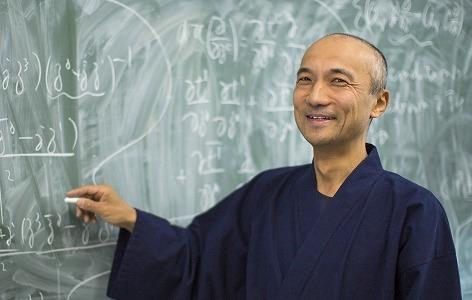 新田教授の写真