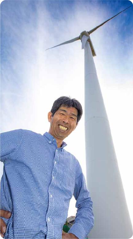 鎌田准教授の写真