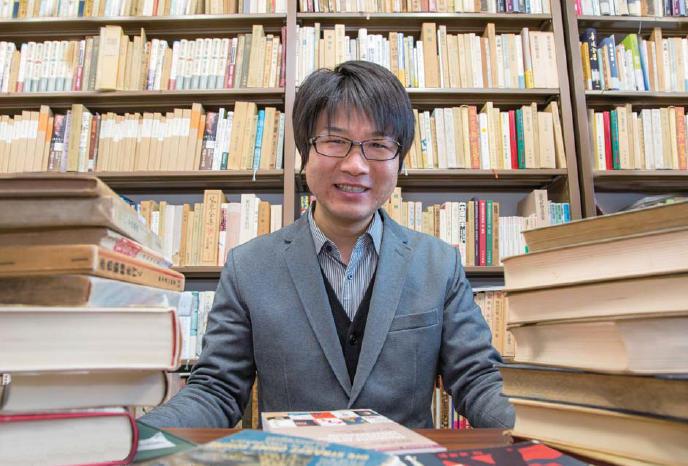 和田先生の写真