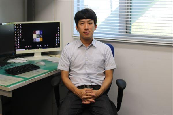 市川先生の写真