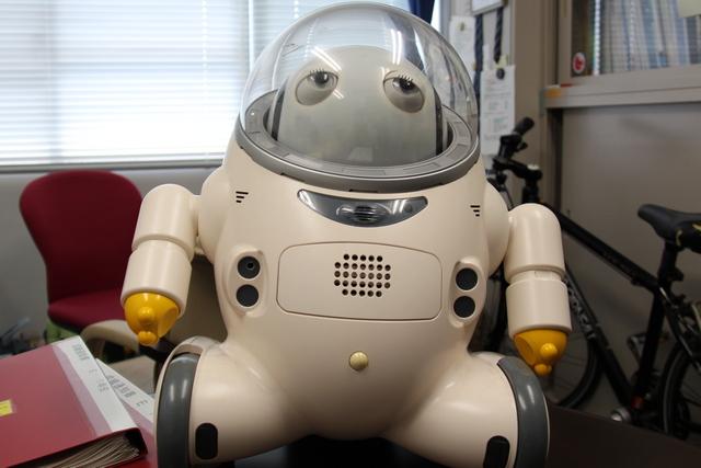 写真:ロボット