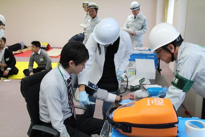 平成28年度 医療救護所開設
