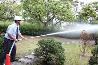平成26年度 初期消火2
