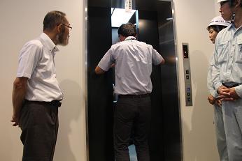 平成26年度 エレベーター閉じ込め者救出