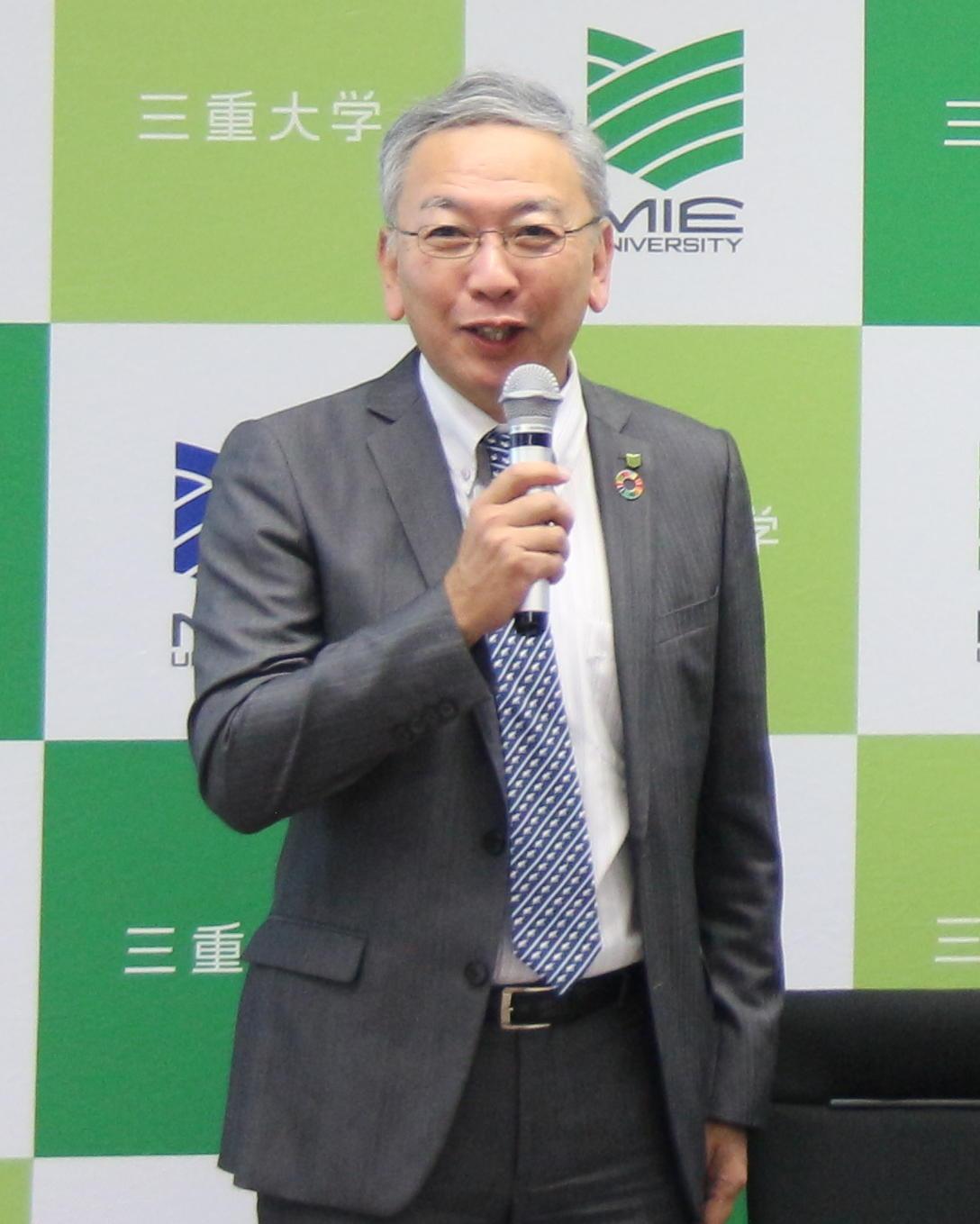 Photo of Hayato Umekawa
