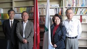 Mie University Office in China (Tianjin Normal University)4