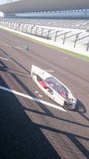 レース風景写真